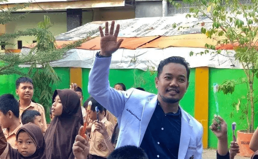 Ketua MASIKA ICMI Sulawesi Selatan drg. Ardiansyah S. Pawinru, Sp.Ort